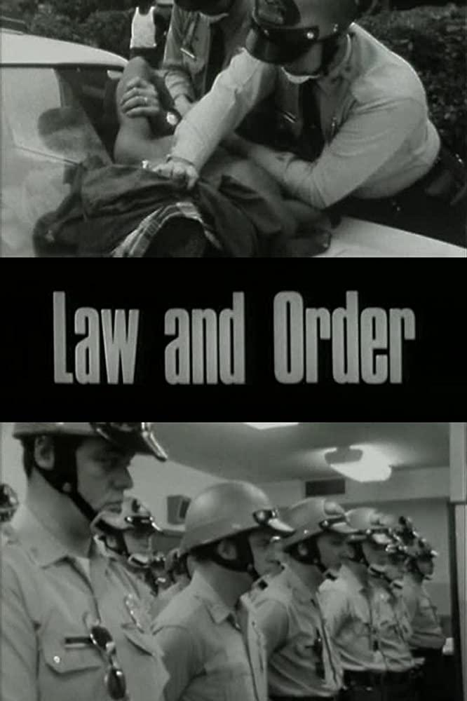 Law and Order Documentary Cover