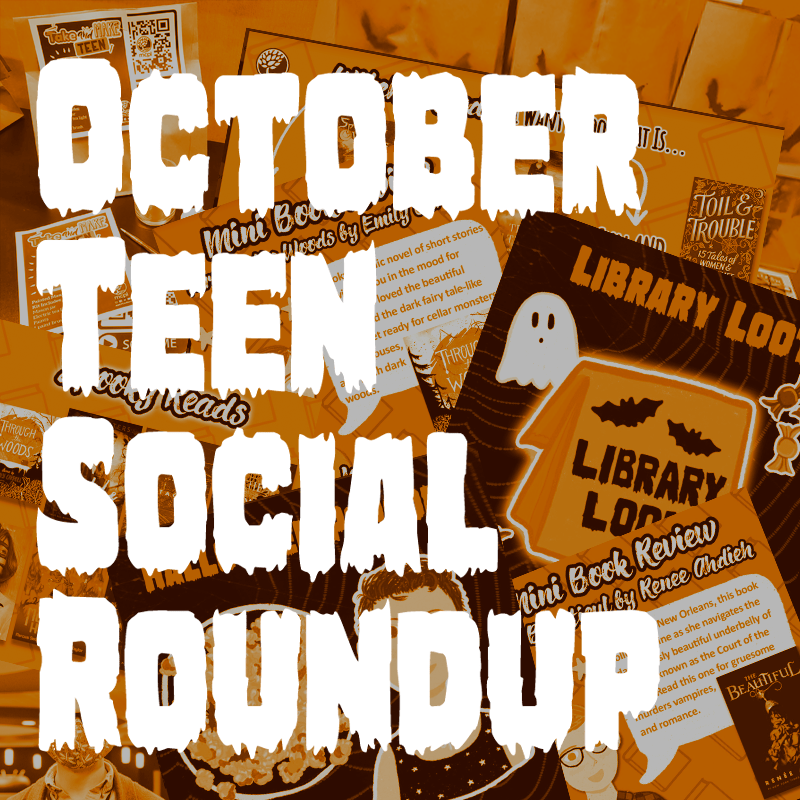 October Teen Social Roundup