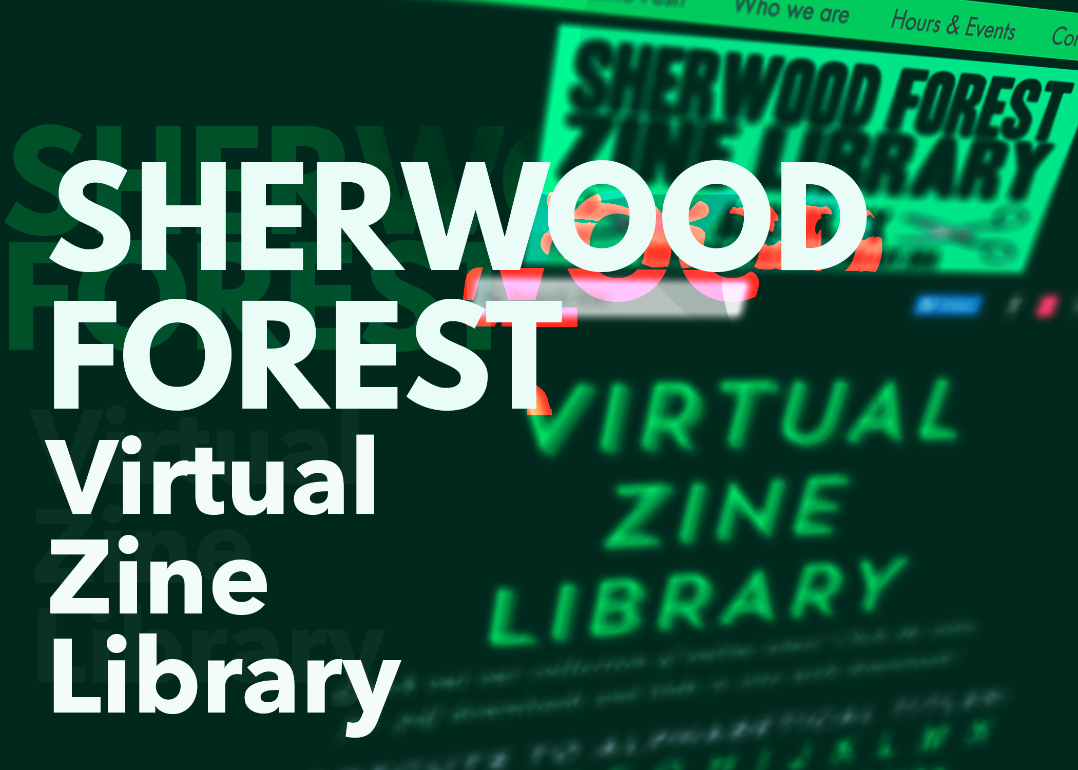 Sherwood Forset Virtual Zine Library