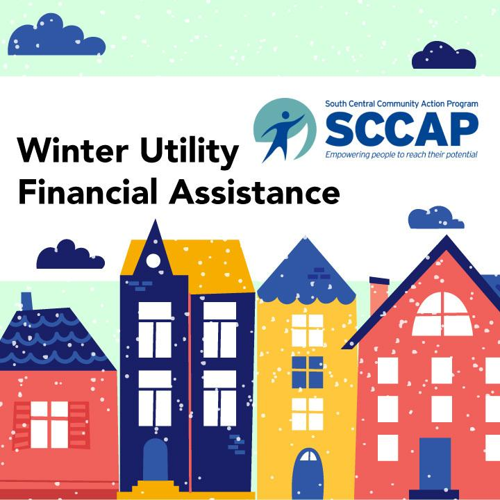 Winter Utility Financial Assistance from SCCAP