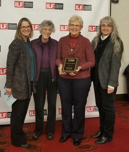 Tom Zupancic Literacy in Libraries Award
