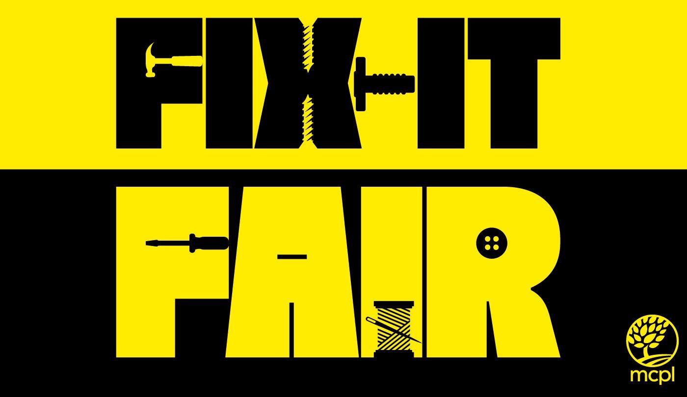 Fix-It Fair