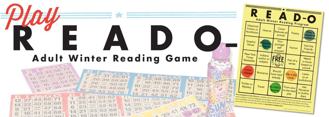 Image for winter reading program