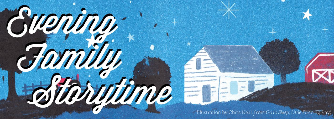 Image for Evening Family Storytime