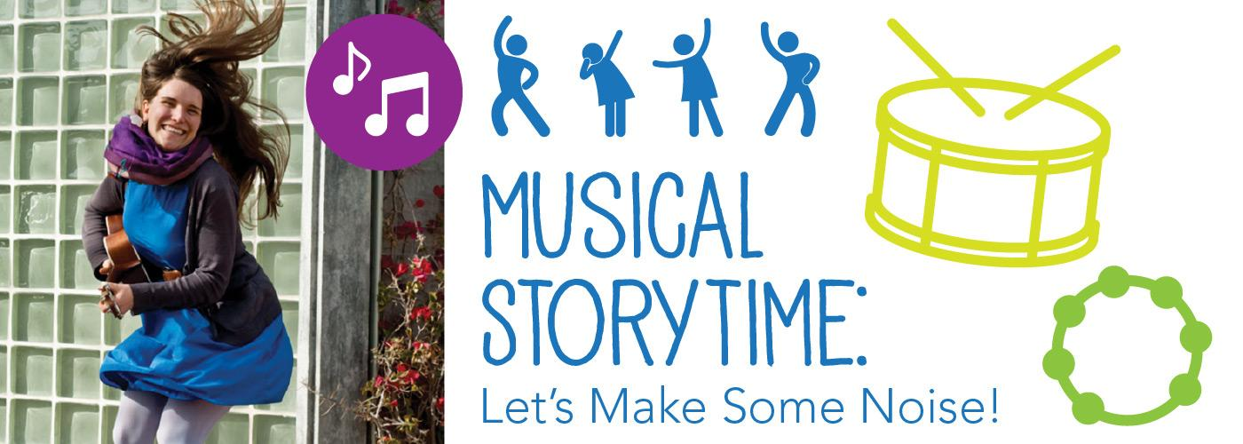 Image for Musical Storytime