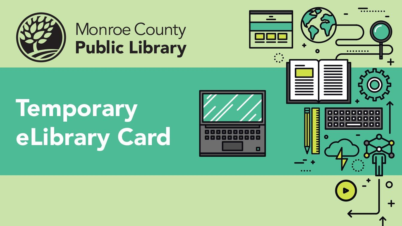 Temporary eLibrary card