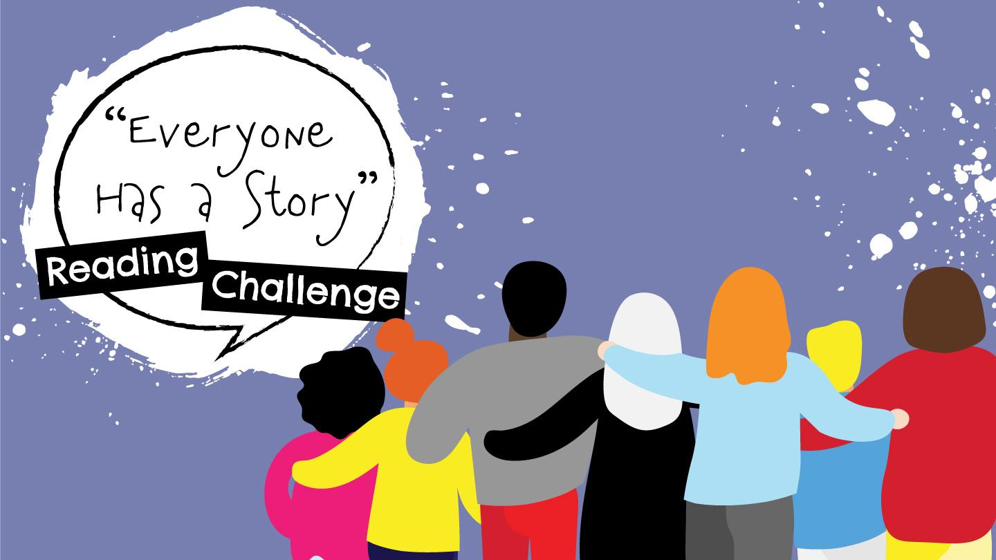 """Everyone Has a Story"" Reading Challenge"