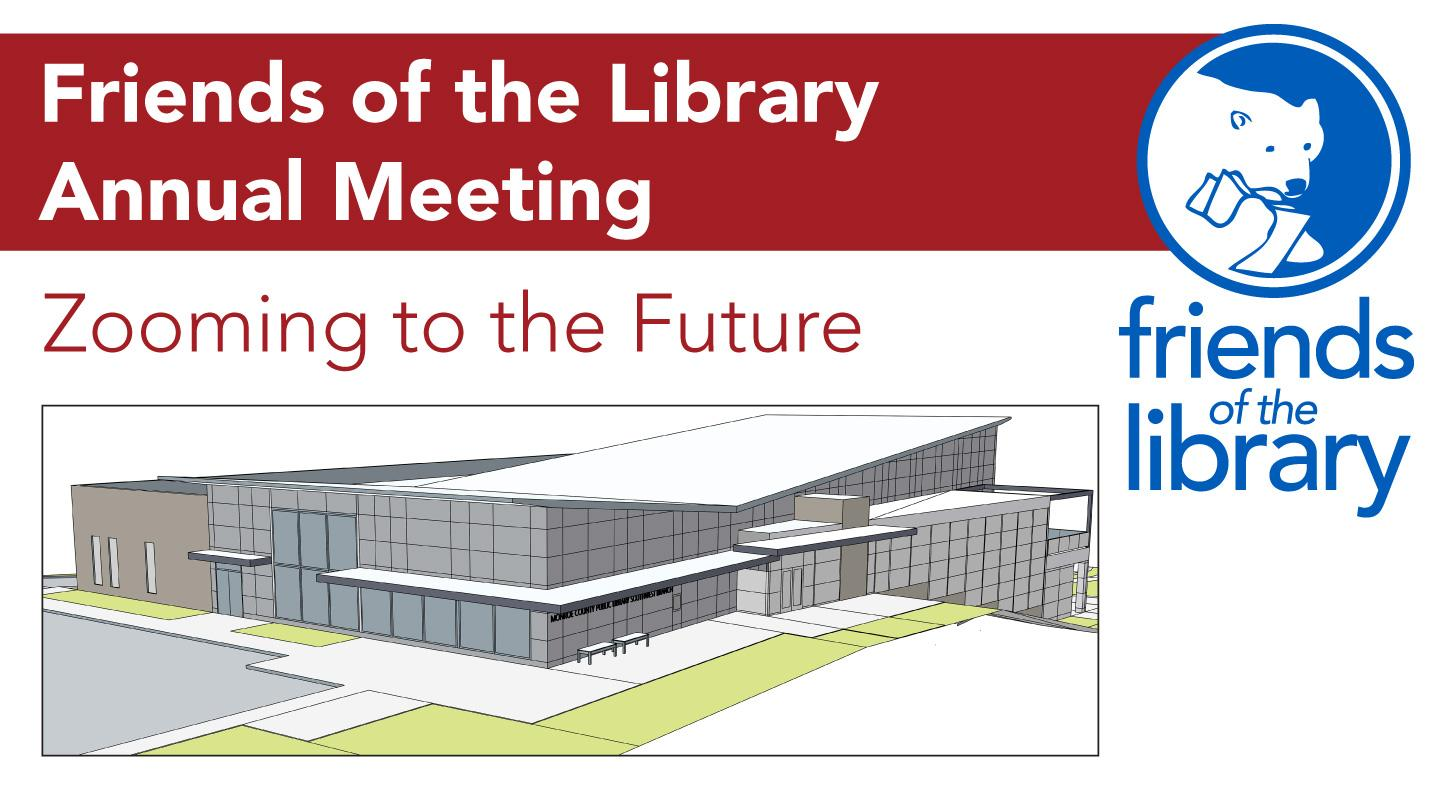 Friends of the Library Annual Meeting