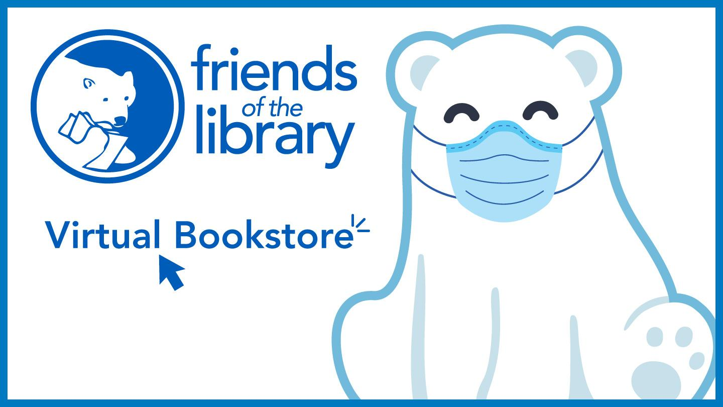 Friends of the Library Virtual Bookstore