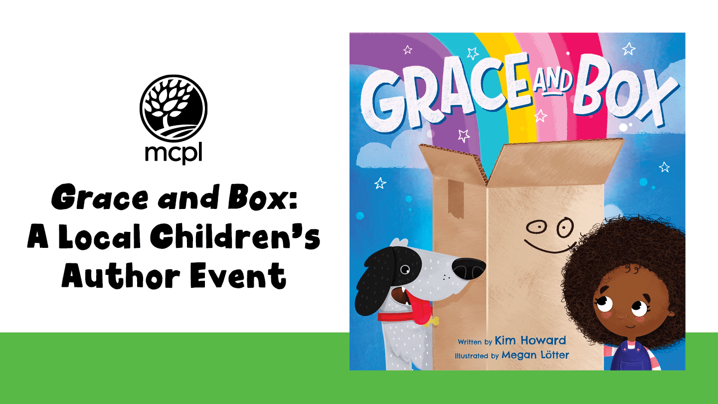 """""""Grace and Box"""": A Local Children's Author Event"""