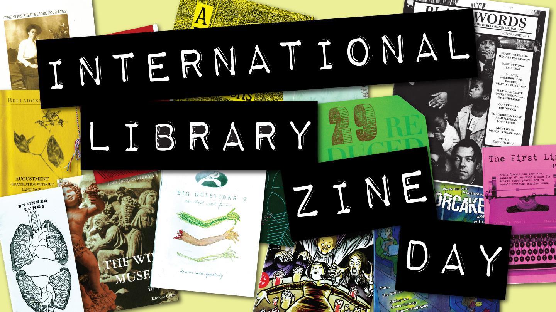 International Library Zine Day