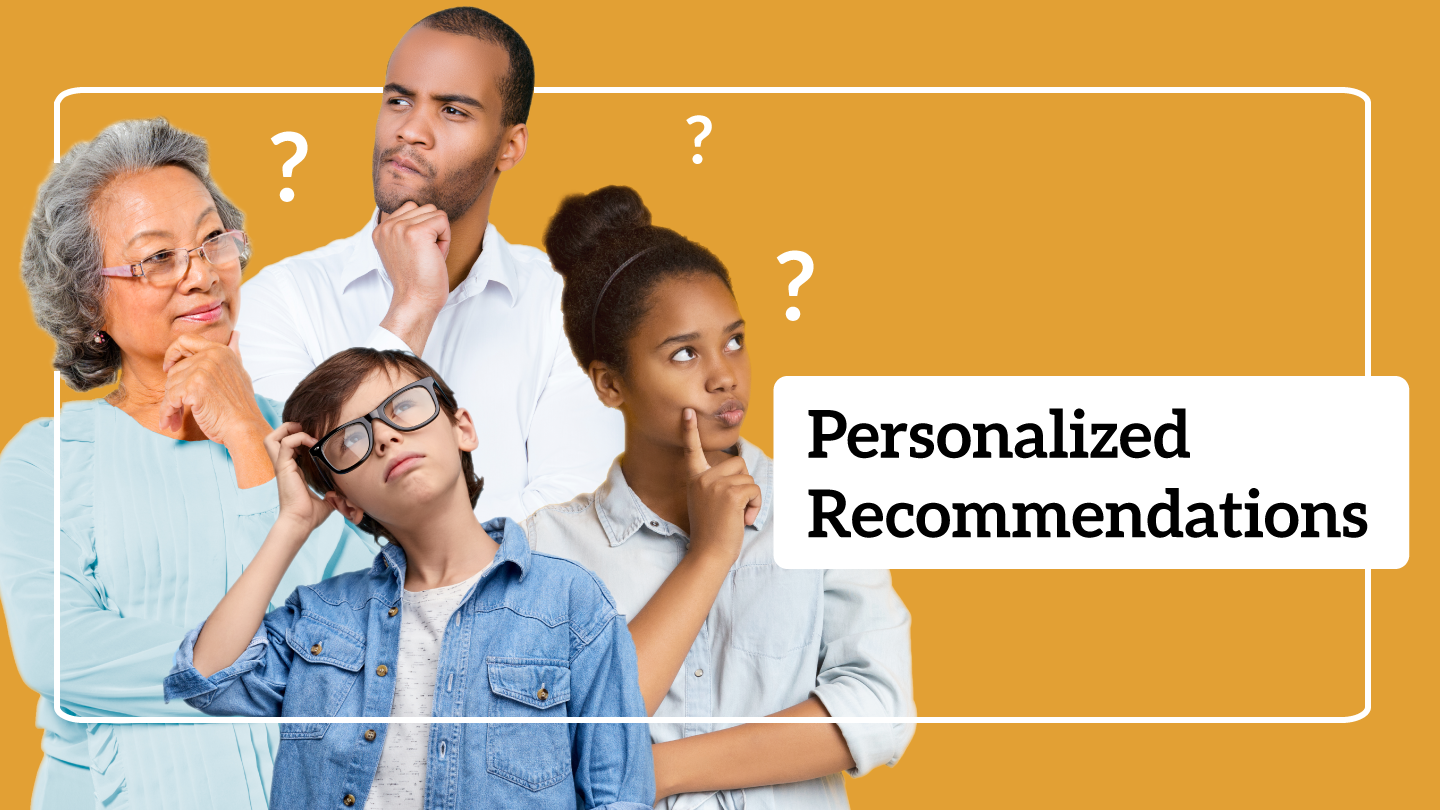 Personalized Recommendations for Everyone