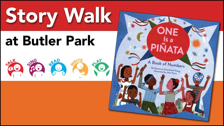 Story Walk™ at Butler Park