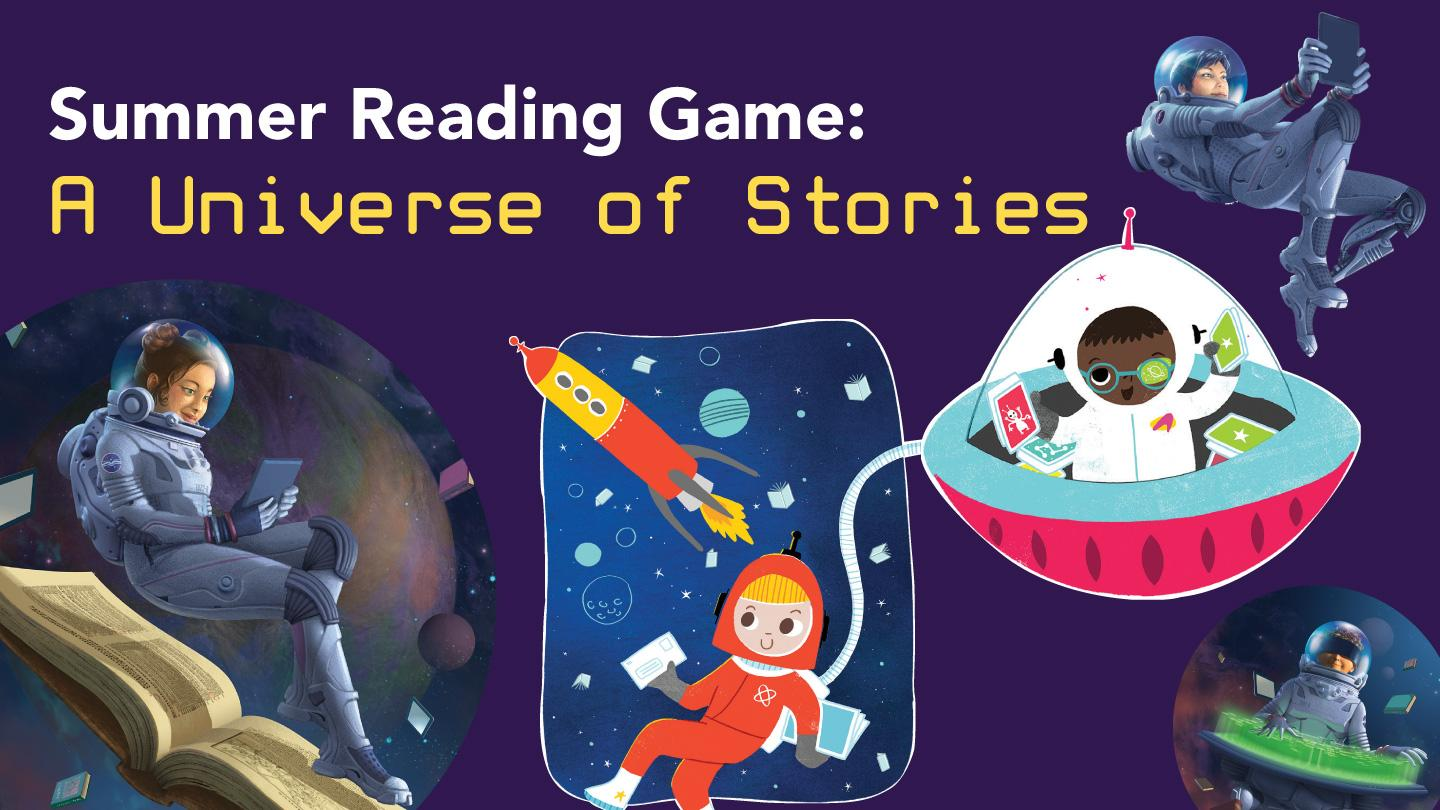 Summer Reading Game: A Universe of Stories
