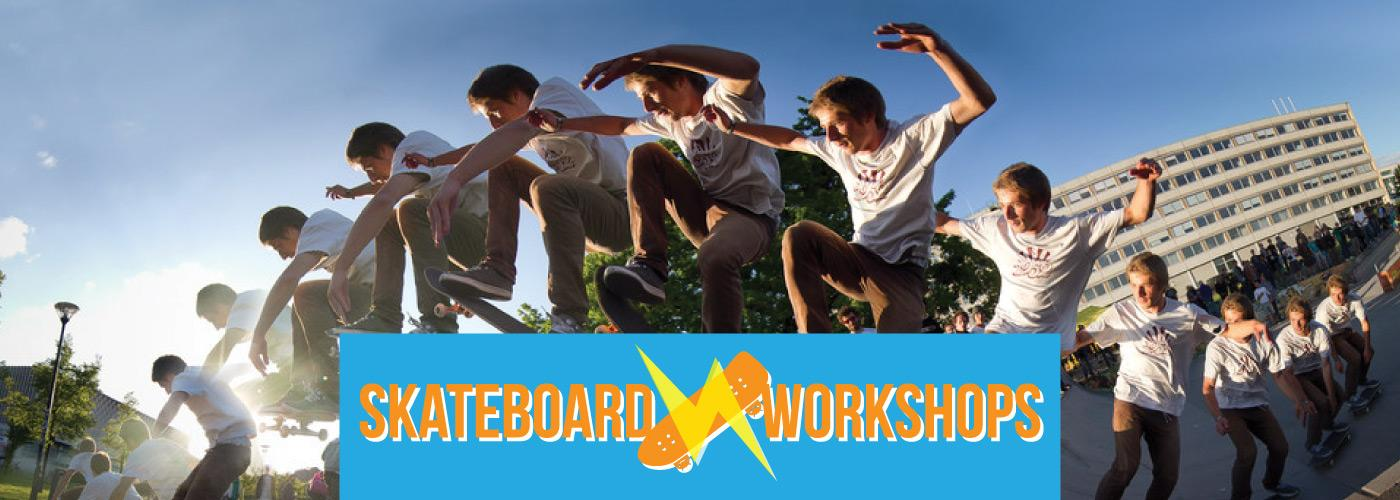 Image for Skateboard Workshops programs
