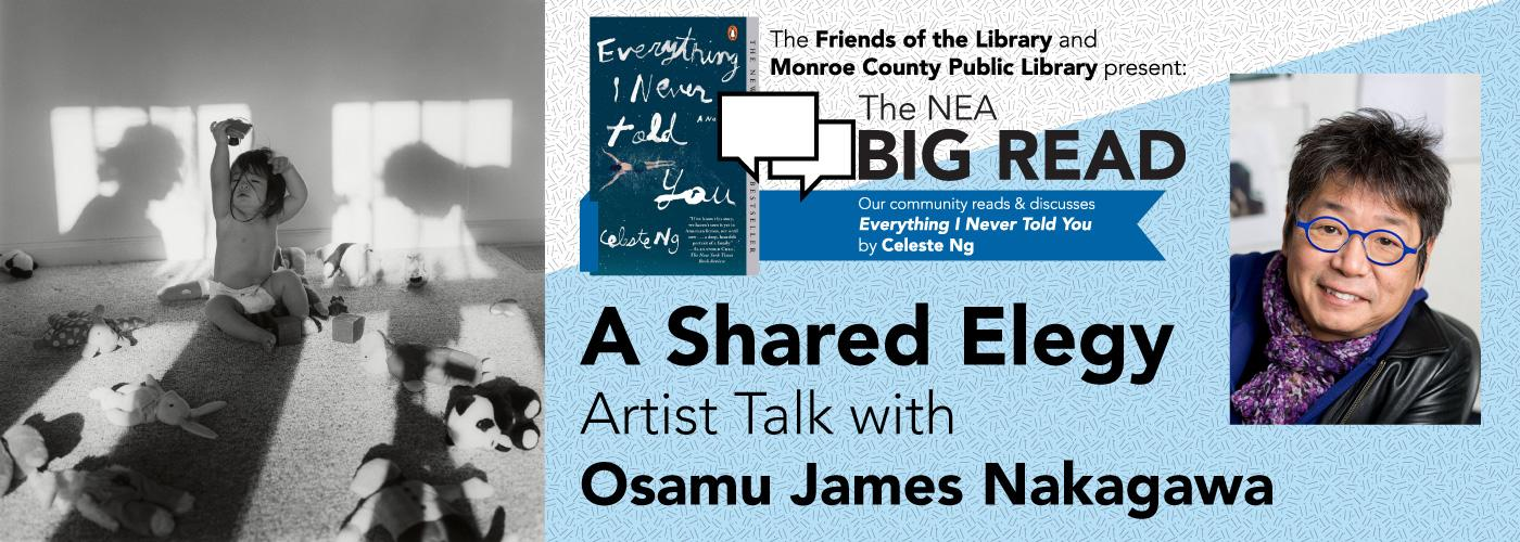 Artist Talk: Osamu James Nakagawa, A Shared Elegy