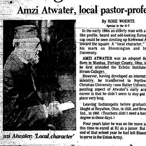 Amzi Atwater