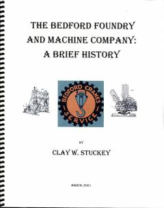 The Bedford Foundry and Machine Company: A Brief History