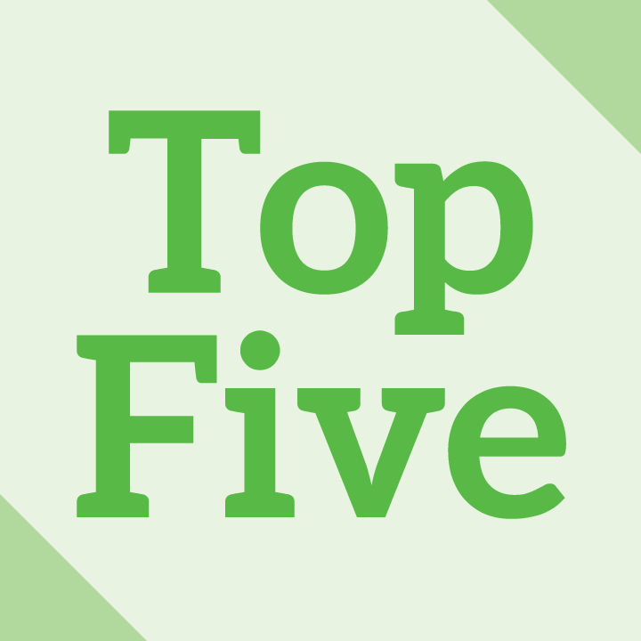 Top Five Virtual Events